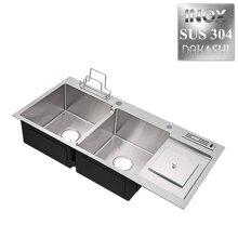 Bồn rửa chén Dakoshi D10048R