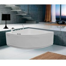 Bồn tắm massage Euroca  EU5-1400 - (Acrylic, crystal, galxy)