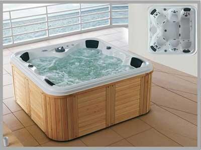 Bồn tắm Massage GOVERN SPA-9005