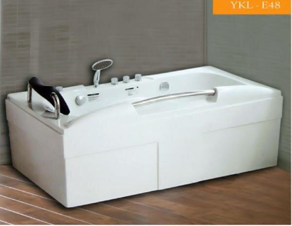 Bồn tắm massage màu Govern YKL-E48