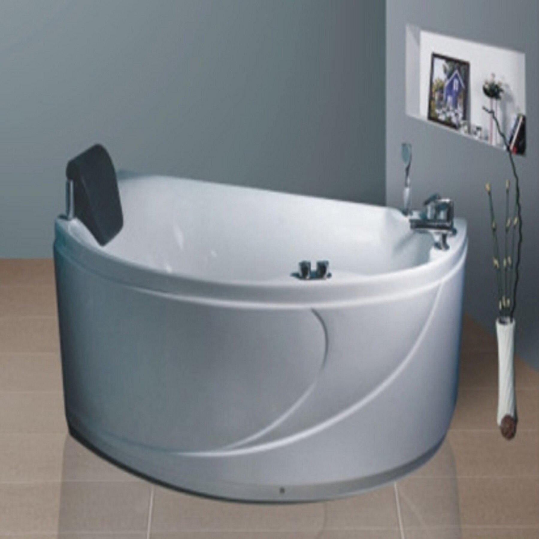 Bồn tắm Massage Xục khí GOVERN JS-8112 (JS-8112P)