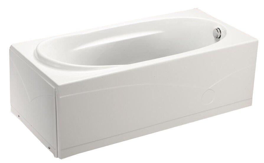 Bồn tắm nằm Caesar AT2150L(R) - có chân có yếm