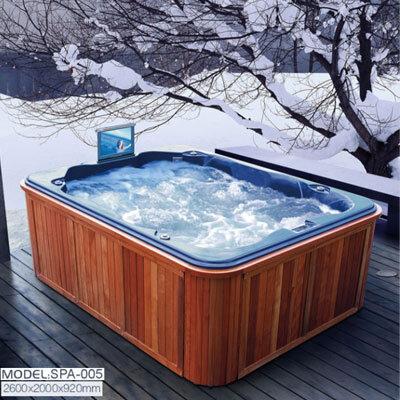 Bồn tắm nằm massage Govern SPA-002
