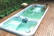 Bồn tắm Spa Massage Sục khí EuroKing-Nofer SPA-008