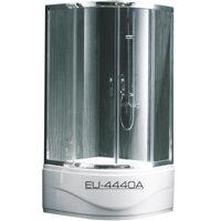 Bồn tắm vách kính Euroking EU-4440A