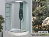 Bồn tắm vách kính Govern JS-8130B