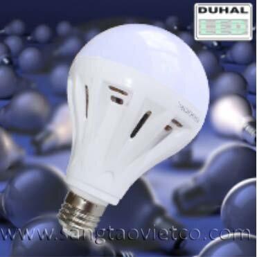 Bóng đèn LED Duhal DA-N816 7W đui xoáy E27 (Ánh sáng trắng)