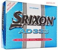 Bóng golf Srixon AD333 (hộp 12 quả)