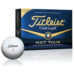 Bóng golf Titleist NXT Tour 2014 T4023S-NP (hộp 3 trái)