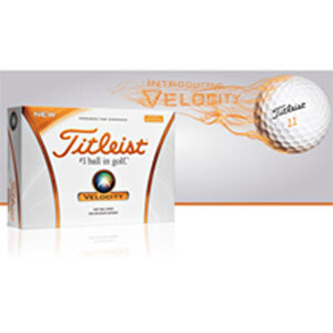 Bóng golf Titleist Velocity T8021S-NP
