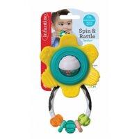 Bông hoa xúc xắc gặm nướu BPA Free Infantino 216314
