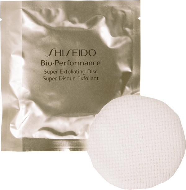 Bông tẩy tế bào chết Shiseido Bio-Performance Super Exfoliating Disc