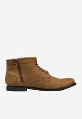 Boots cổ lửng phối thun Tathanium Footwear