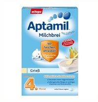 Bột ăn dặm Aptamil 250g 4m+