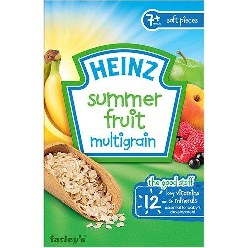 Bột ăn dặm Heinz Trái cây mùa hè 125g 7m+