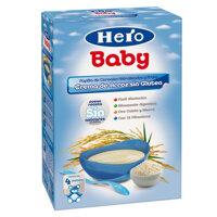 Bột ăn dặm Hero Baby vị kem gạo