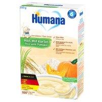 Bột ăn dặm Humana vị gạo bí đỏ 6M+