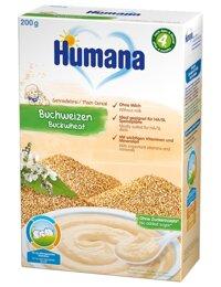 Bột ăn dặm Humana vị kiều mạch 4M+