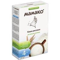 Bột ăn dặm Mamako gạo sữa dê cho trẻ trên 4 tháng