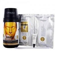 Bột đắp mặt nạ Casmara Beauty Plan Luxury Algae Peel Off Mask - , vàng 24K