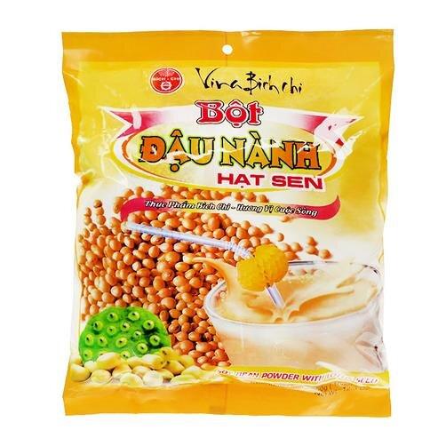 Bột đậu nành hạt sen Bích Chi gói 350g