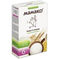 Bột dinh dưỡng 5 loại ngũ cốc với sữa dê Mamako - 200g