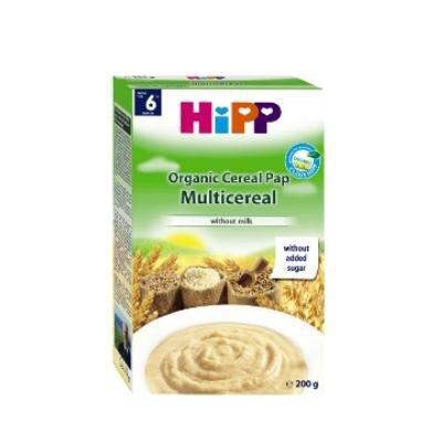 Bột dinh dưỡng Hipp 2916 ngũ cốc tổng hợp không sữa - hộp 200g