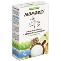 Bột dinh dưỡng kiều mạch, táo, cà rốt với sữa dê Mamako