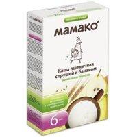 Bột dinh dưỡng lúa mì, lê, chuối sữa dê Mamako