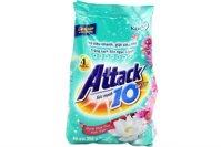 Bột giặt Attack hương Hạnh phúc ngọt ngào 360g