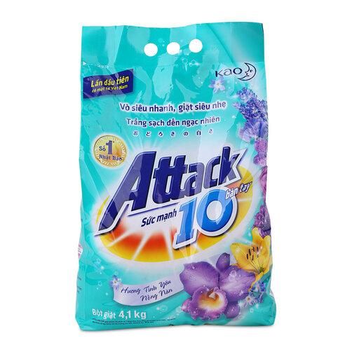 Bột giặt Attack túi 4.1kg