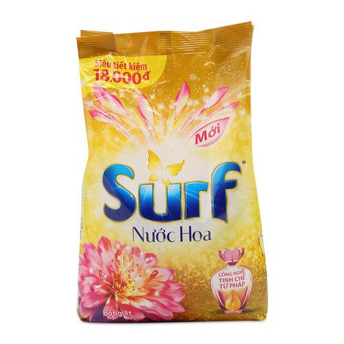 Bột giặt Surf hương nước hoa dạng túi 4,1kg