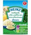 Bột Heinz pho mai súp lơ - 125g (4m+)