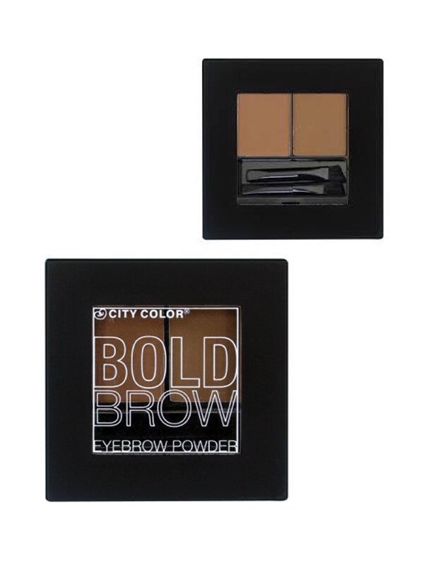 Bột kẻ chân mày City Color Bold Brow Eyebrow Powder