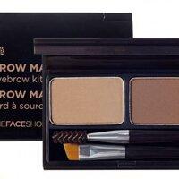 Bột kẻ chân mày The Face Shop Brow Master Eyebrow Kit