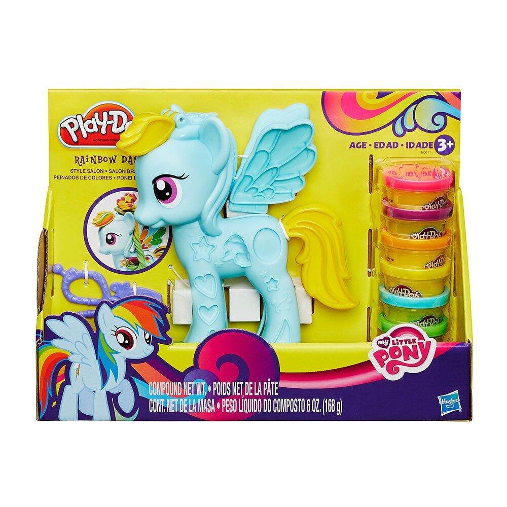 Bột nặn Trang trí Pony Playdoh B0011