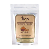 Bột nghệ dưỡng da Tigo 100g