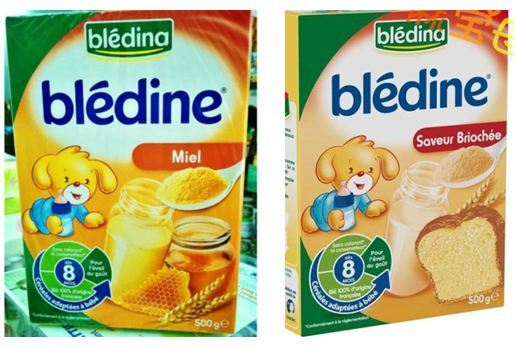 Bột pha sữa Bledina mật ong 500g