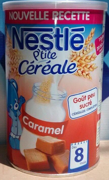 Bột pha sữa Nestle vị caramen 400g