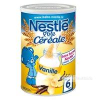 Bột pha sữa Nestle vị Vanille 6m+ (400g)