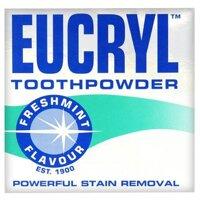Bột tẩy trắng răng Eucryl - 50g