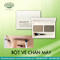 Bột vẽ chân mày Innisfree Eco Eyebrow Kit