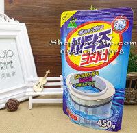 Bột vệ sinh lồng máy giặt Hàn Quốc Sandokkaebi  450g