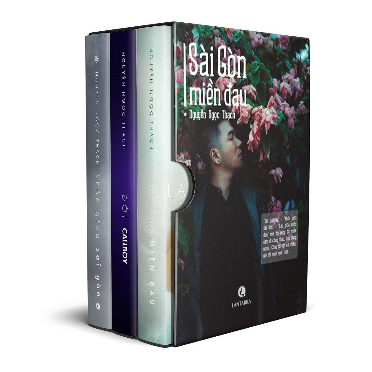 Boxset Sài Gòn Miền Đau