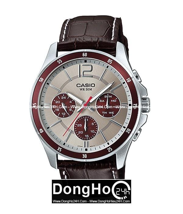 4f47fe8042a Nơi bán Đồng Hồ Casio Nam Mtp 1374l giá rẻ