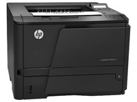 Máy in laser đen trắng HP Pro 400 M401D - A4, 128MB