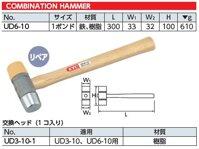 Búa kết hợp KTC UD6-10