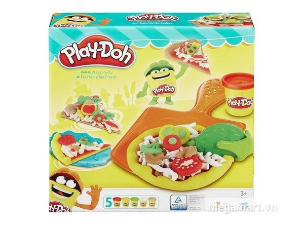 Bữa tiệc pizza Play-Doh B1856