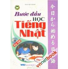 Bước đầu học tiếng Nhật (Tập 1)
