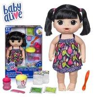 Búp bê Baby Alive - Bé cưng tập ăn Ketie E0633
